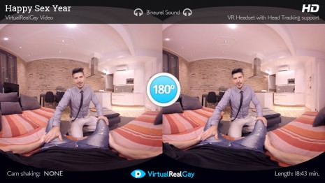 Happy Sex Year VR Porn video.