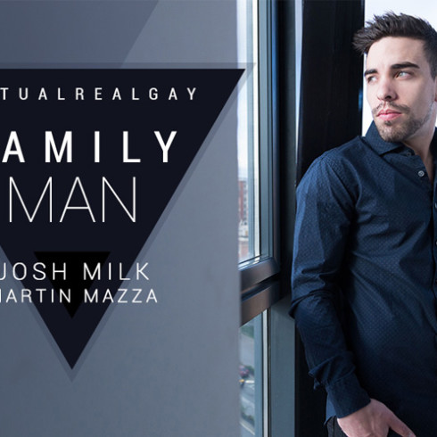 VirtualRealGay Family Man